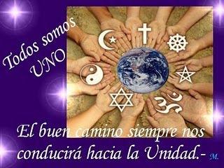 todos somos uno la paz