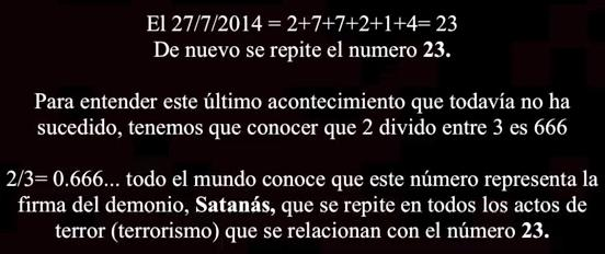 27 julio 2014