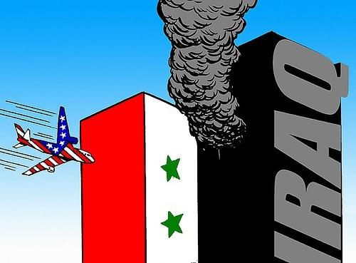 la proxima guerra estados unidos ataca primero iraq despues siria 11-S torres gemelas