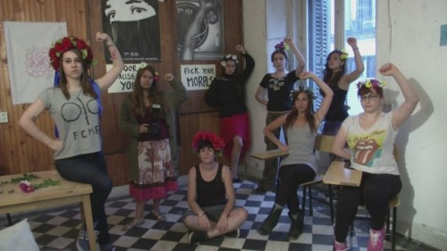 spain-first-femen-spain-branch-prepares-for-action