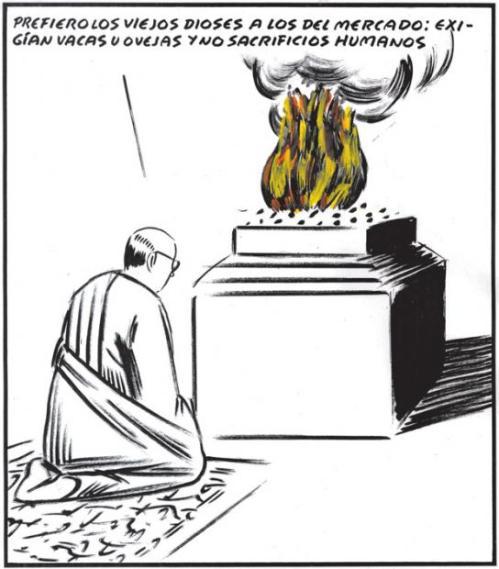 viñeta el roto economía 31 enero 2012