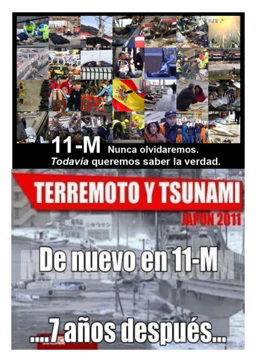 doble aniversario 11m madrid y japón