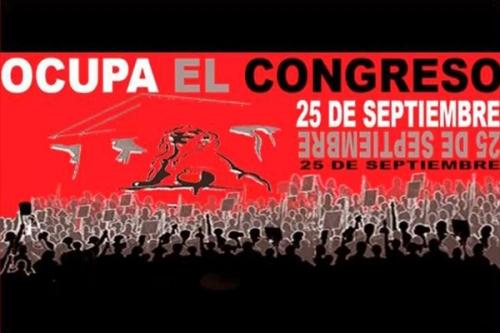 Espana emblema Ocupa