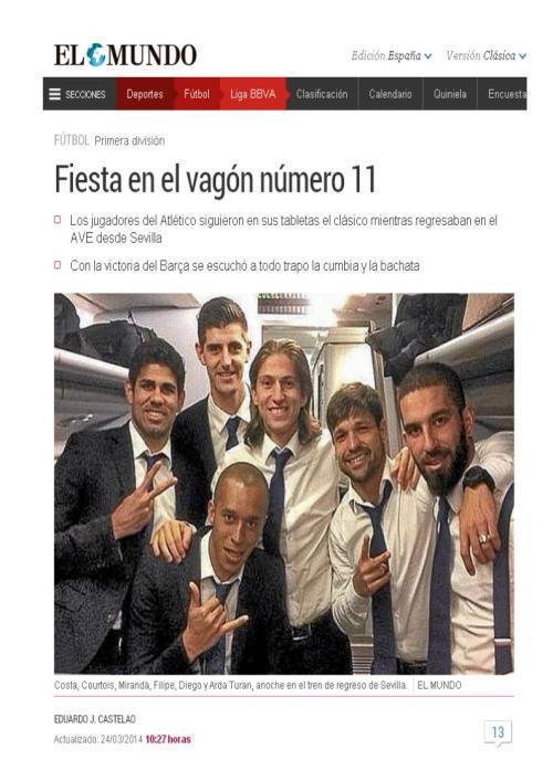 FIESTA EN EL VAGÓN 11