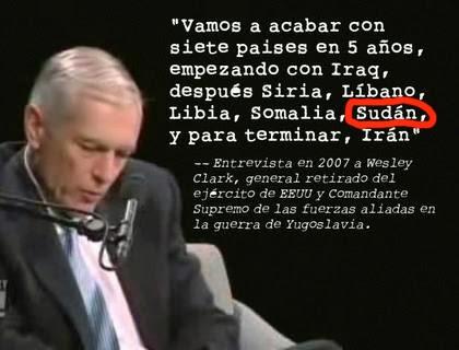 la-proxima-guerra-Wesley-Clark-iraq-libya-lebanon-syria-sudan-iran