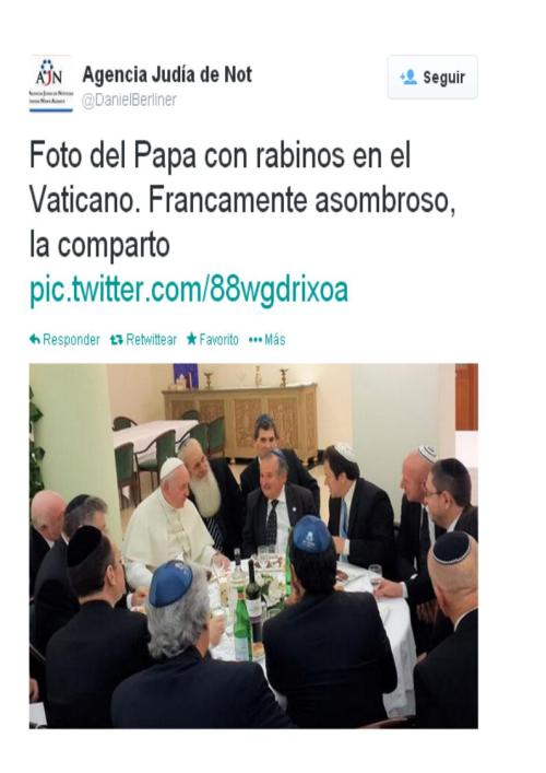papa judios