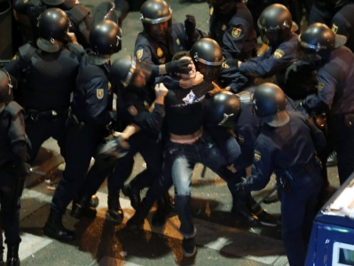 policias madrid