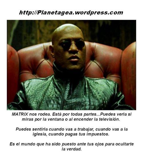 que es matrix morfeo