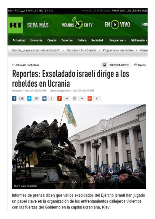 rt israelis en ucrania