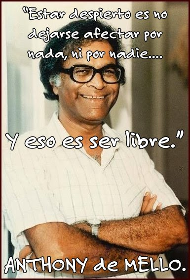ser libre ANTHONY de MELLO.