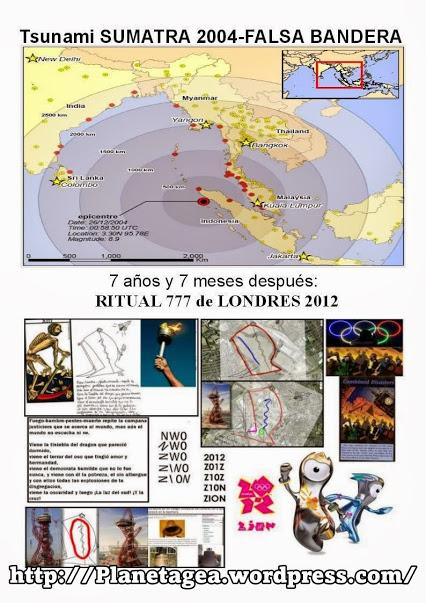 sumatra 7 años y 7 meses despues ritual 777 londres 2012