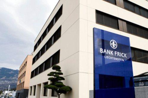 Bank Frick in Balzers