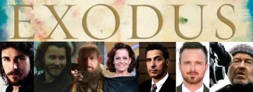 exodus de ridley scott protagonistas