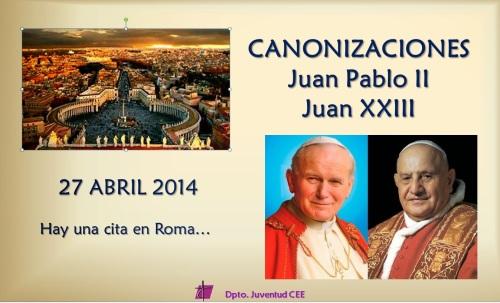 Foto página 2 peregrinación a Roma