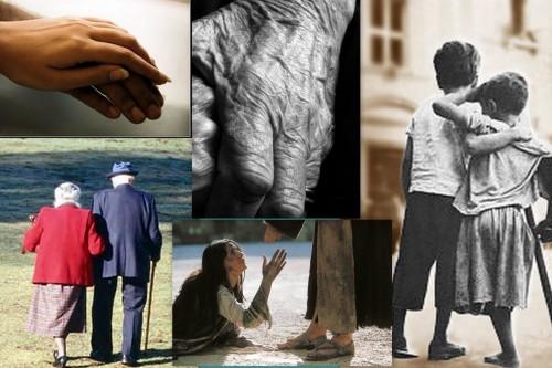 imagen para la compasion