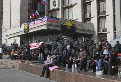 Los-manifestantes-prorrusos-proclaman-la-independencia-de-Donetsk