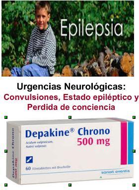 epilepsia depakine
