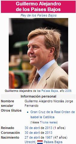 GUILLERMO HOLANDA