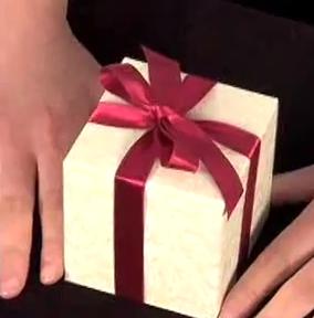 lazo de regalo