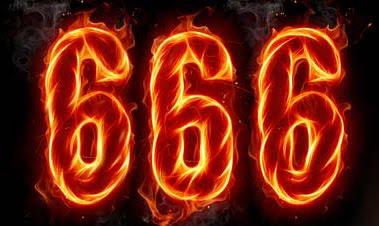 Por que 666 es el numero de la bestia