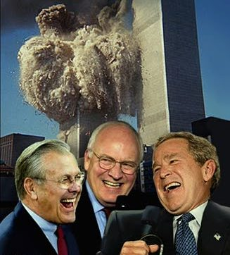 9-11 Justice Dick Cheney conspiracy