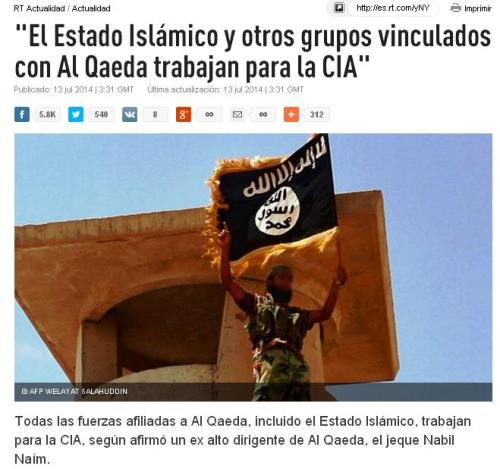 alqaeda cia