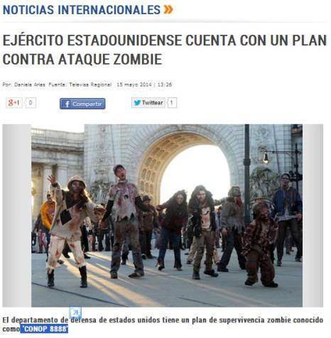conop 8888 eeuu ataque zombie