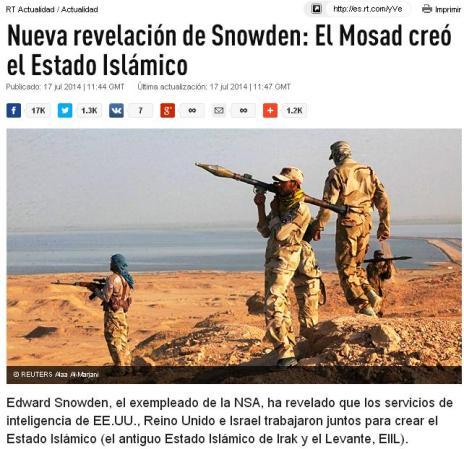snowden mossad creo isis