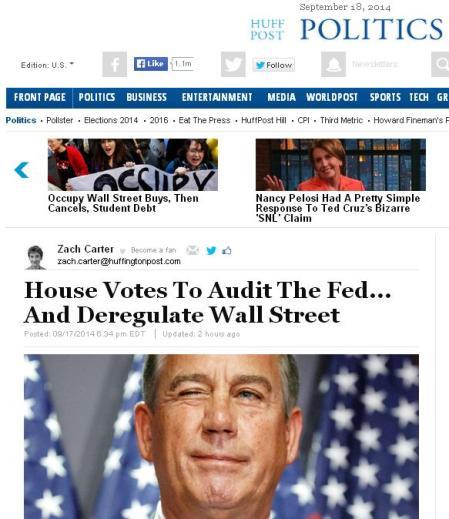 auditar reserva federal
