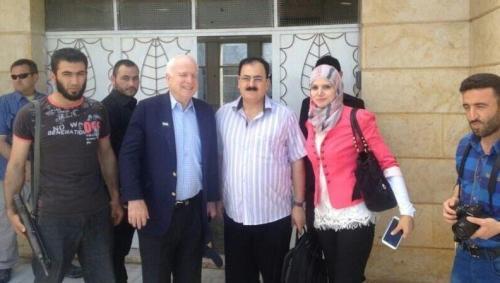 mccain-syria-woman