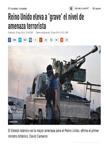 reino unido alerta terrorista
