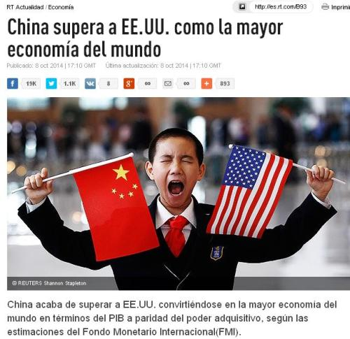 china supera a eeuu