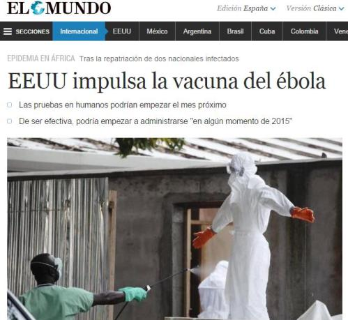 eeuuu vacuna ebola