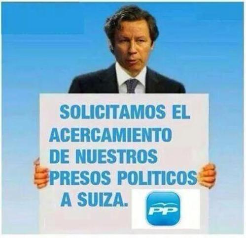 Resultado de imagen de españa corrupción pp