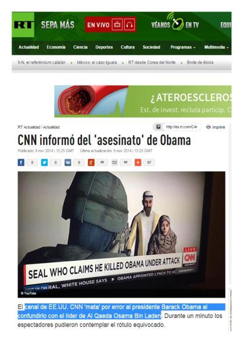 asesinato obama