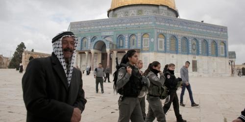 Jerusalen-Mezquitas