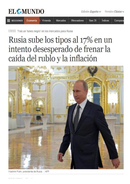 rusia rublo