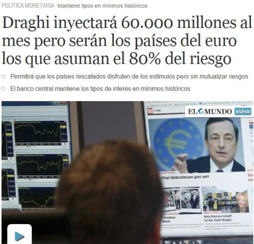 draghi 60 mil millones