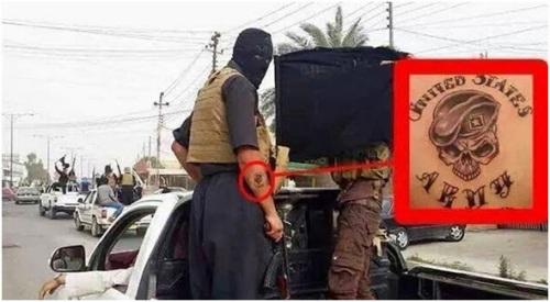 EEUU-MIEMBRO ISIS EN IRAK