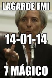 Lagarde 14-01-14 charla 7 magico