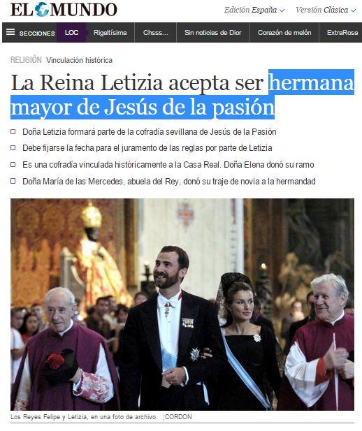 leticia jesus de la pasion cumple 47 años rey