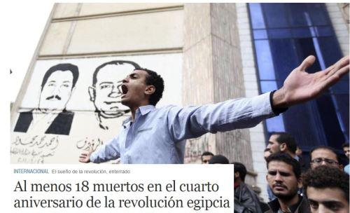 mubarak 18 muertos 4ª aniversario