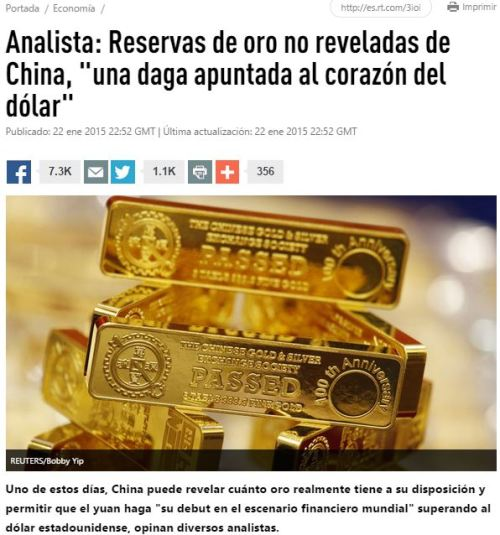 oro china dolar