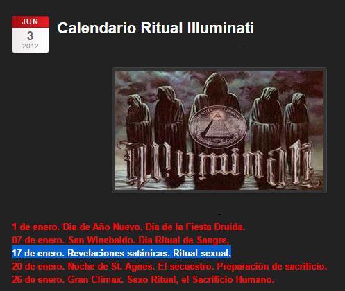 revelaciones satanicas pablo iglesias 17 enero