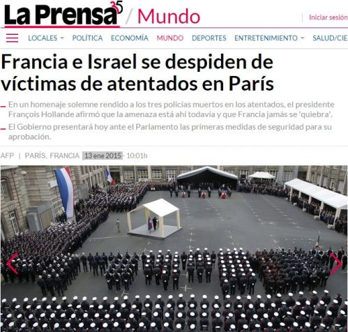 funearles paris e israel