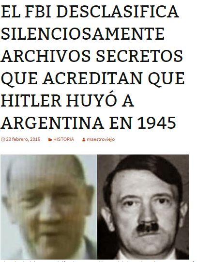 hitler argentina fbi