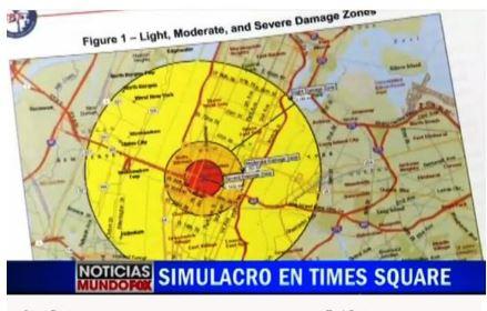 simulacro nuclear nueva york 22-10-14