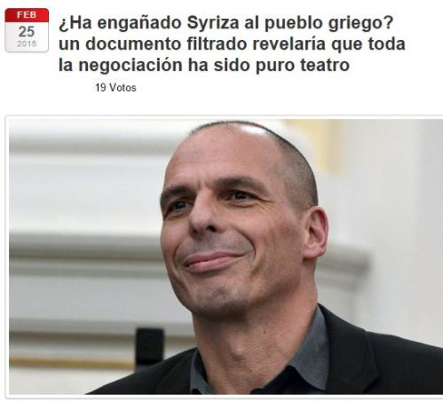 syriza engaño paripe