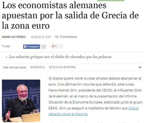 economistas alemanes apuesta slida grecia euro