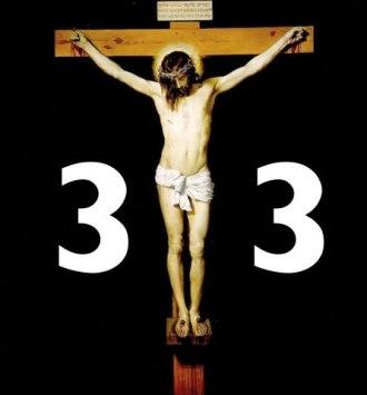 Jesus CRISTO 33
